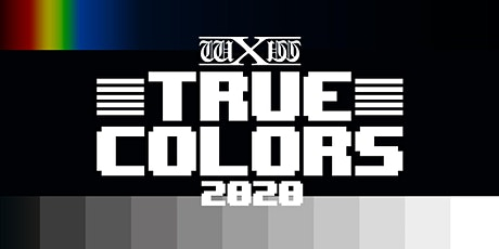 wXw Wrestling: True Colors 2020 - Dresden billets