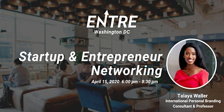 Startup and Entrepreneur Networking Event - DC tickets