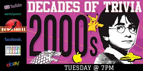 DATE CHANGE: 2000's Pop Culture Trivia at Bombshell Beer Company tickets