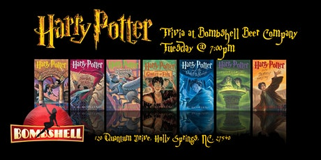 DATE CHANGE: Harry Potter Books Trivia at Bombshell Beer Company tickets