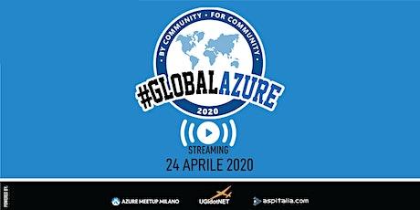 Global Azure Milan 2020 tickets