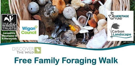 Free Family Foraging Walk tickets