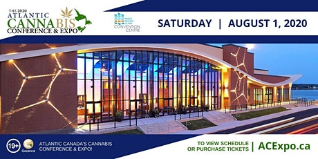 2020 ACExpo    The Atlantic Cannabis Conference & Expo tickets