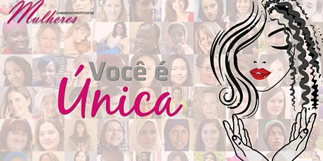 Congresso Profético de Mulheres 2021 ingressos