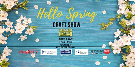 Hello Spring! Craft Show tickets
