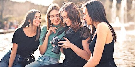 L'art de la prise de vue (photo et vidéo) au salon Influencio tickets