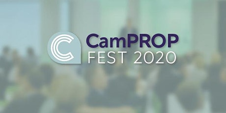 CamPropFest 2020 tickets