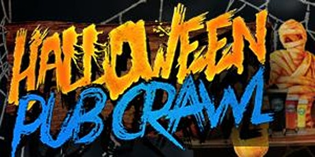 Houston Fright Night HalloWeekend Pub Crawl 2020 tickets