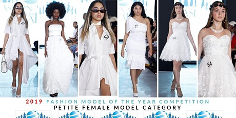 VIDEO AUDITION FOR FASHION AUDITION FOR PETITE FEMALE MODELS FOR NYC FASHION SHOW tickets