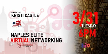 Free Naples Elite Networking Event by Kristi Castle (March) tickets