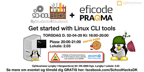 Get started with Linux CLI tools tickets