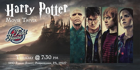 Harry Potter Movies Trivia at Field House Philly tickets