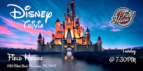 Disney Movie Trivia at Field House Philly tickets
