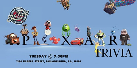 Disney Pixar Films Trivia at Field House Philly tickets