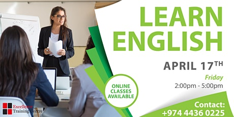 LEARN ENGLISH tickets