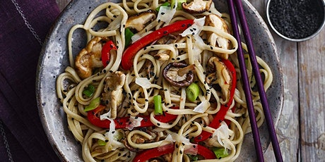 Asian Vegetarian Cookery Class tickets