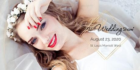 PWG Wedding Show | August 23, 2020 | St. Louis Marriott West tickets