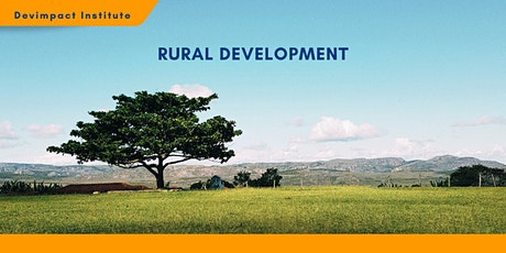 Training on Rural Development tickets