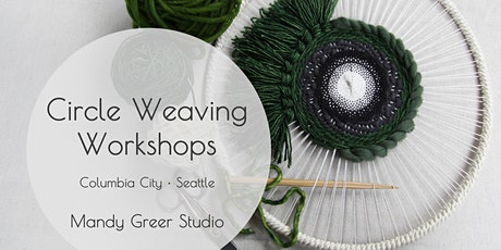 Circle Weaving Workshops tickets
