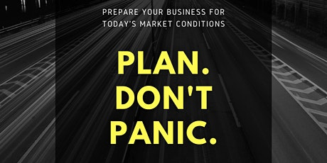 Create A 90-Day COVID-19 Business Survival Plan  tickets