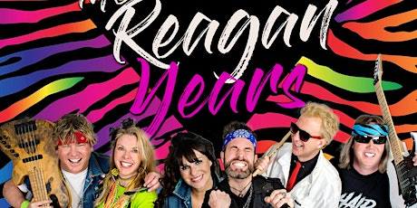 80s Night with The Reagan Years tickets