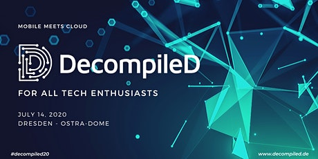 DecompileD Conference billets