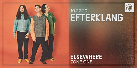 Efterklang @ Elsewhere (Zone One) tickets