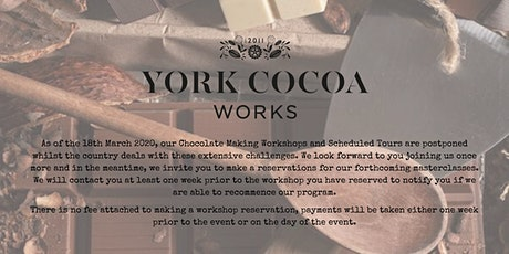 Chocolate Master Class Day - The Chocolate Basics tickets