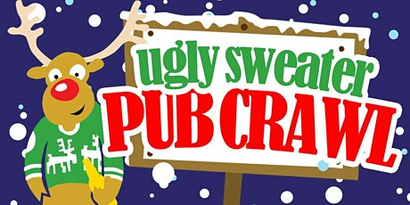 7th Annual Ugly Sweater Boston Bar Crawl (Faneuil Hall) tickets