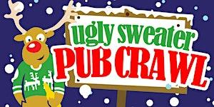 8th Annual Ugly Sweater Pub Crawl Hoboken