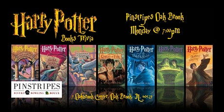 Harry Potter Books Trivia at Pinstripes Oak Brook tickets