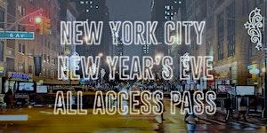 All Access Bar Crawl Pass New York City NYE 2021 [East...