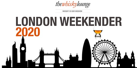 London Whisky & Spirits Weekender 2020 tickets