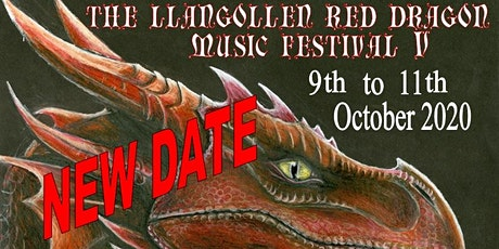 The Llangollen Red Dragon Music Festival V tickets