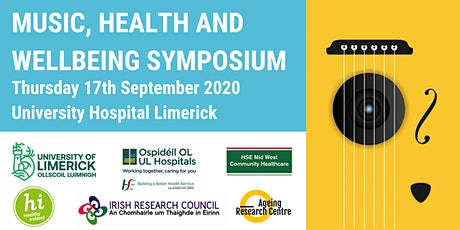 Music, Health and Wellbeing Symposium tickets