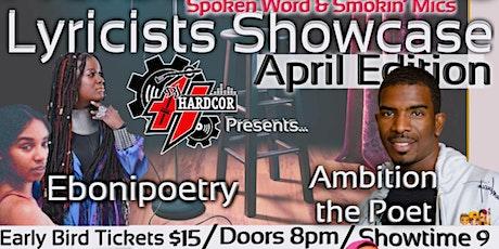 Herbs & Words Spoken Word & Smokin' Mics Lyricists Showcase (Next Chapter) tickets