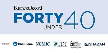 Forty Under 40 - 2020 tickets