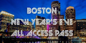 Boston All Access Bar Crawl Pass New Year's Eve 2021