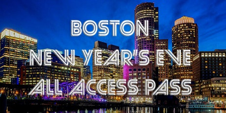 Boston All Access Bar Crawl Pass New Year's Eve 2021 tickets