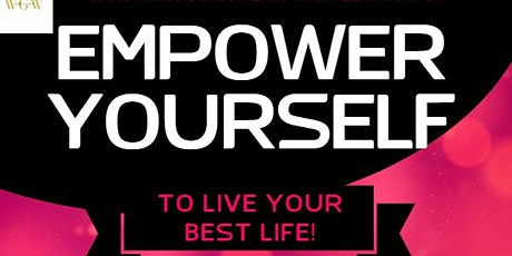 Empower Yourself to Live Your Best Life tickets