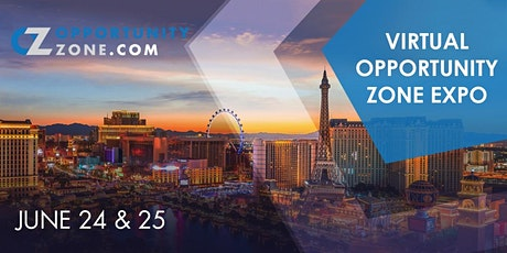 2020 Virtual Opportunity Zone Expo tickets