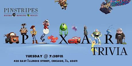 Disney Pixar Films Trivia at Pinstripes Chicago tickets