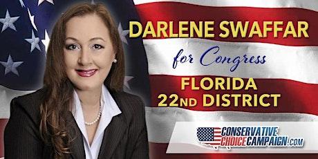 Campaign Fundraiser for Darlene  Swaffar for Congress - April Event tickets