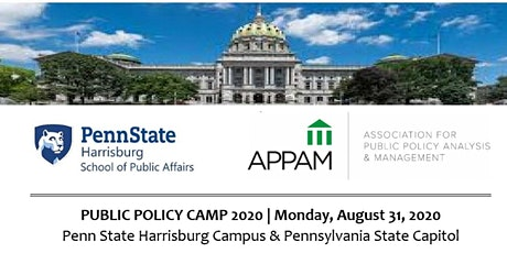 Public Policy Camp  POSTPONED to Spring 2021 tickets