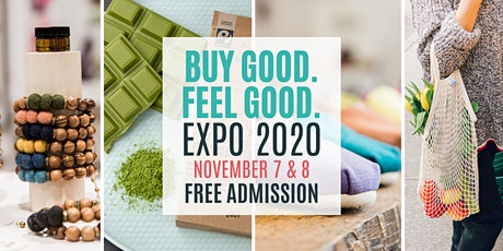 Buy Good. Feel Good. Expo - Toronto 2020 billets