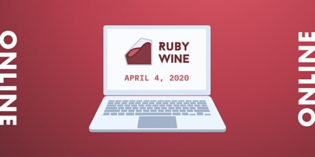 Online Ruby Wine tickets
