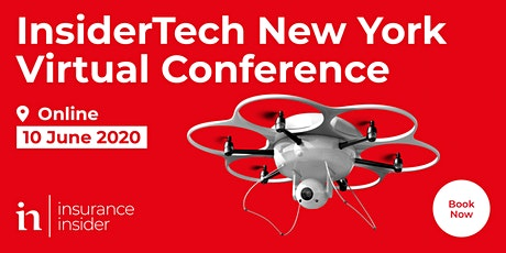 InsiderTech New York Virtual Conference, from Insurance Insider tickets