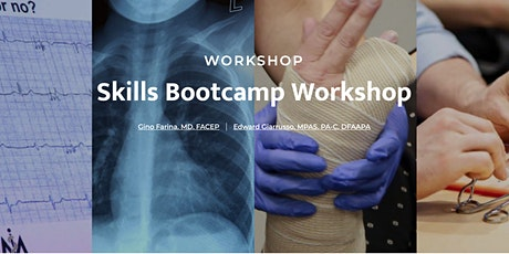 Fall Skills Bootcamp Workshop tickets