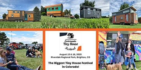 2020 Colorado Tiny House Festival tickets