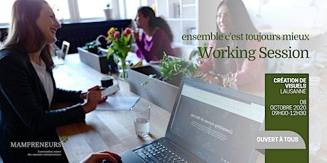 MamLab Working Session - Création de visuels billets